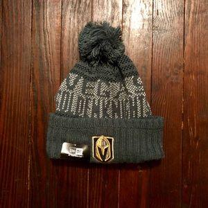 Vegas Golden Knights Winter Hat